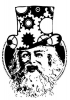 Stempel - Tick Tock Father Christmas