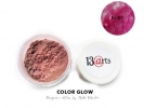 Color Glow - Metallic Akvarel Pulver - Ruby - 14 ml