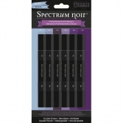 Spectrum Noir Alcohol Markers - Blues -NY GENERATION
