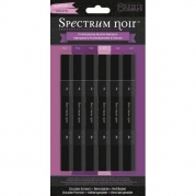 Spectrum Noir Alcohol Markers - Purples -NY GENERATION