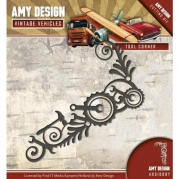 Amy Design die - Vintage Vehicles - Tool Corner