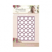 Crafters Companion die - Ornate Trellis