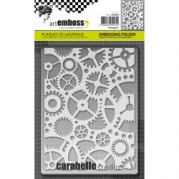 Embossing Folder - Rouages