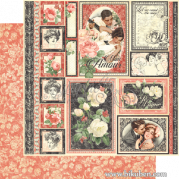 Graphic45 30x30 - Mon Amour Collection - 4501205