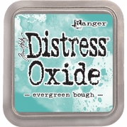 Distress Oxide Ink - Evergreen Bough