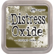 Distress Oxide Ink - Forest Moss
