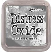 Distress Oxide Ink - Hickory Smoke