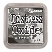Distress Oxide Ink - Black Soot