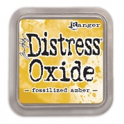 Distress Oxide Ink - Fossillized Amber