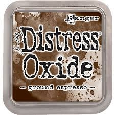 Distress Oxide Ink - Ground Espresso