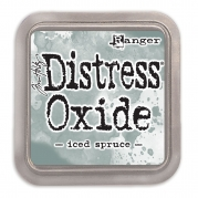 Distress Oxide Ink - Iced Spruce
