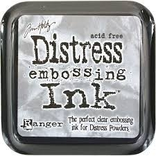 Distress Ink Mini - Embossing