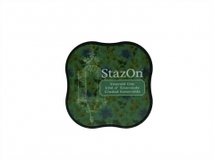 Stazon Midi Pad - Emerald City