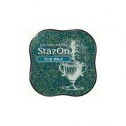 Stazon Midi Pad Teal Blue