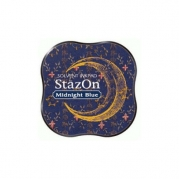 Stazon Midi Pad - Midnight Blue