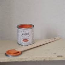 JDL Vintage Maling - Bright Orange 100ml