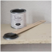 Vintage Paint Black 700 ml