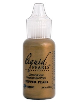 Liquid Pearls - Copper