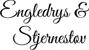 Engledrys og stjernestøv - Your Own Scrap stempel