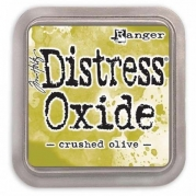 Distress Oxide Ink - Crushed Olive