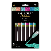 Spectrum Noir-Sparkle-6 pack -Coastal Cottage