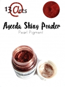 Pearl Pigment - Shinny powder - WINE RED SATIN