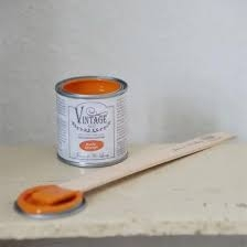 JDL Vintage Maling - Rusty Orange 100ml