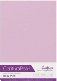 Centura Pearl  A4 - Baby Pink