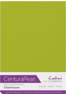 Centura Pearl  A4 - Chartreuse